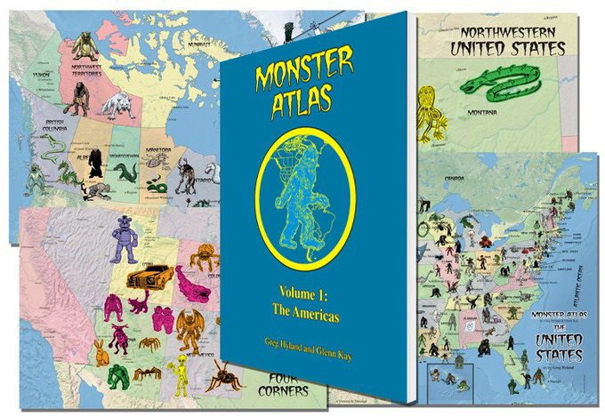 The Monster Atlas