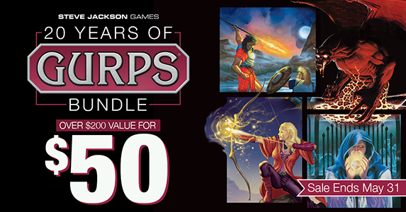GURPS Bundle