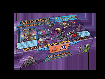 Munchkin Starfinder preorder