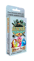 Munchkin Collectible Card Game Phat Pack
