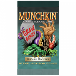 Munchkin Collectible Card Game: Grave Danger Booster