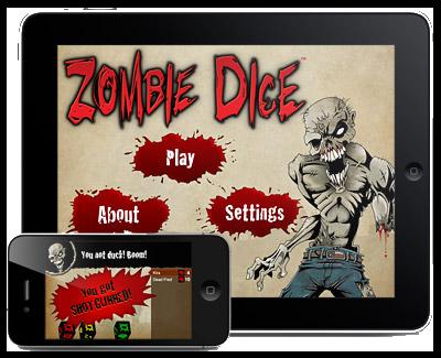 Zombie Dice iOS