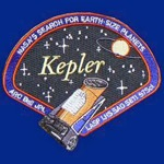 Kepler mission patch