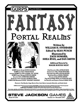Fantasy Portal Realms