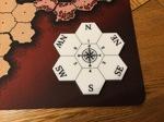 Megahex compass