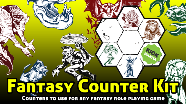 Fantasy Counter Kit
