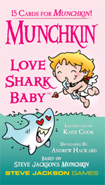 Munckhin Love Shark Baby