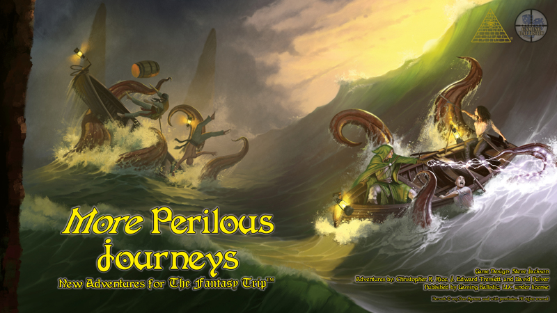 More Perilous Journeys