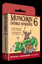 Munchkin 6 – Double Dungeons