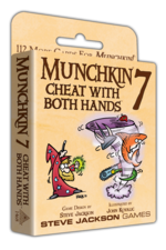 Munchkin 7 – Cheat With Both Hands