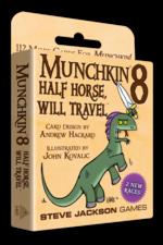 Munchkin 8 – Half Horse, Will Travel