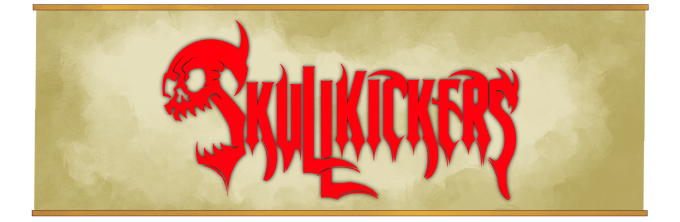 Skullkickers on Kickstarter