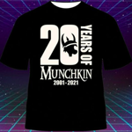 Munchkin 20 Shirt