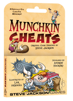 Munchkin Cheats
