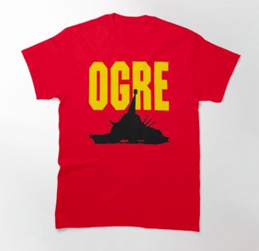 Ogre Shirt