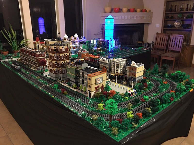 My Brick Town