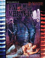 Revelations Cycle 4: Fall of the Malakim cover