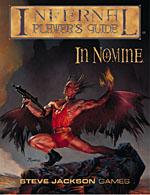 Infernal Player's Guide cover