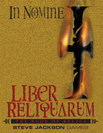 Liber Reliquarum The Book of Relics