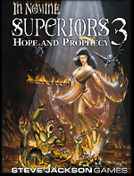 Superiors 3 – Hope and Prophecy cover