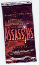 INWO: Assassins Booster Pack cover