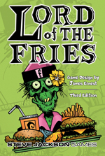 Lord of the Fries cover