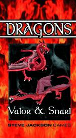 Dragons: Valor and Snarl cover