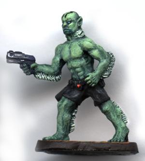 Hellboy Heroes Miniatures
