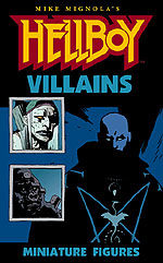 Hellboy: Villains cover