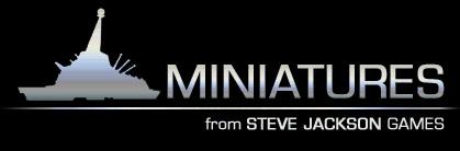 Steve Jackson Games Miniatures