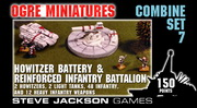 Combine Set 7 – Howitzer Battery & Reinforced Infantry Battalion