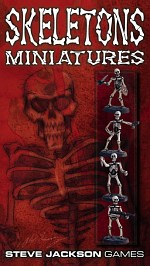 Skeletons Miniatures cover