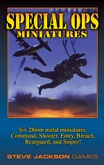 Special Ops Miniatures cover