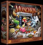 Munchkin Dungeon -  Steve Jackson Games