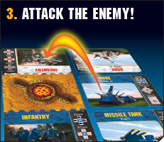 Attack the Enemy