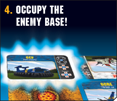 Occupy the Enemy Base!