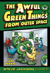The Awful Green Things From Outer Space: 8th Ed -  Steve Jackson Games