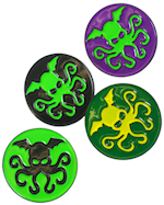 Pins! Of the Cthulhu type
