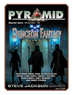 Pyramid Special Issue - December '16 - Dungeon Fantasy Collected