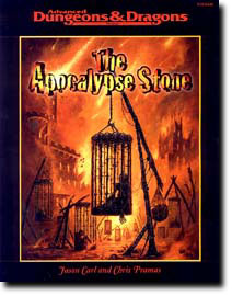 Pyramid Review: The Apocalypse Stone (for AD&D)