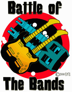 Pyramid Review: Battle of the Bands: The Rock and Roll Card Game