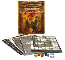Pyramid Review: Dungeons & Dragons Adventure Game
