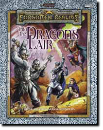 Pyramid Review: Into the Dragon's Lair (for D&D 3rd Ed)