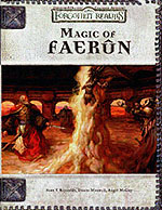 Pyramid Review: Magic of Faerun (for Dungeons & Dragons)