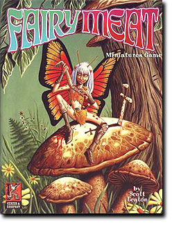 Pyramid Review: Fairy Meat