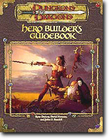 Pyramid Review: Hero Builder's Guidebook (for Dungeons & Dragons)