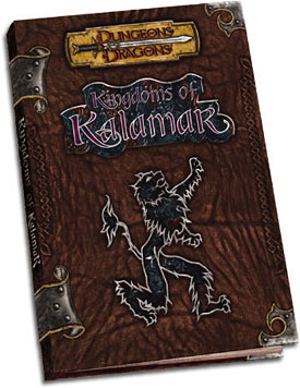 Pyramid Review: Kingdoms of Kalamar (for Dungeons & Dragons)