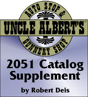 Uncle Albert's 2051 Catalog Supplement