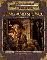 Pyramid Review: Song and Silence (for Dungeons & Dragons)