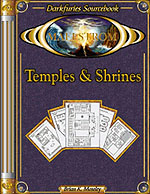 Pyramid Review: Temples & Shrines